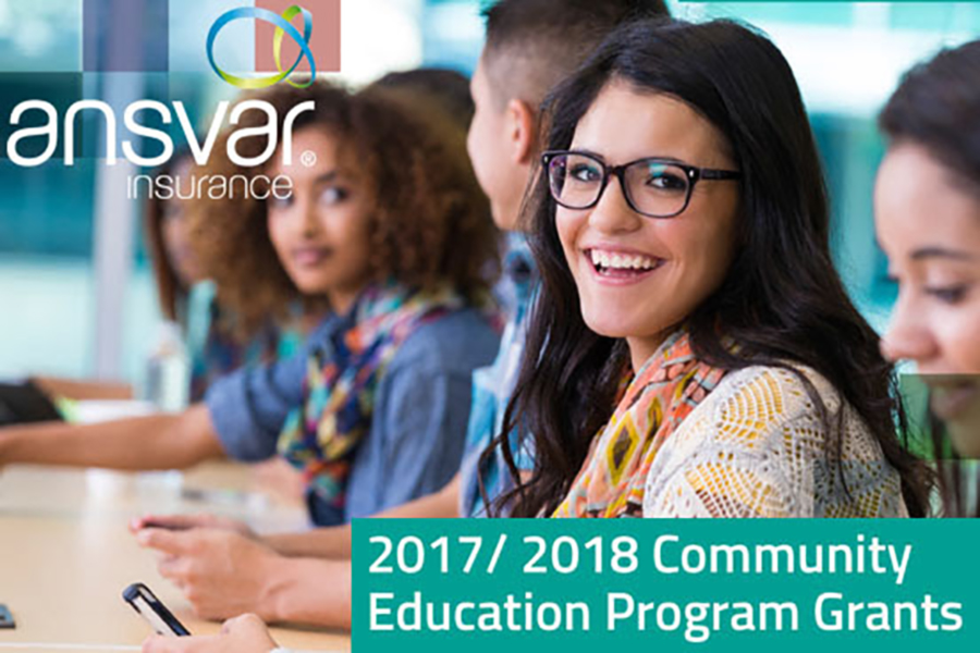 Ansvar Community Education Grants